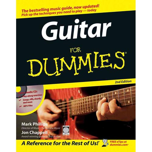 BOOK-GuitarForDummies